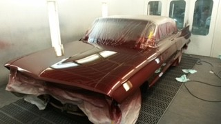 caddy paint pic