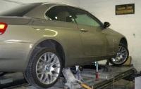 collision repair bodywork