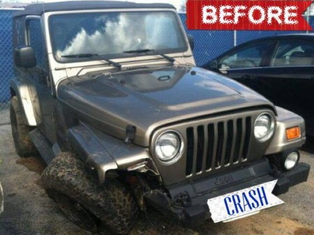 jeep before